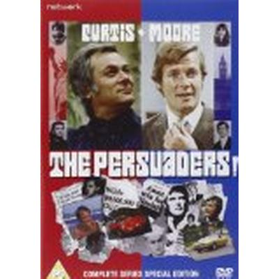The Persuaders!: The Complete Series - [ITV] - [Network] - [DVD]